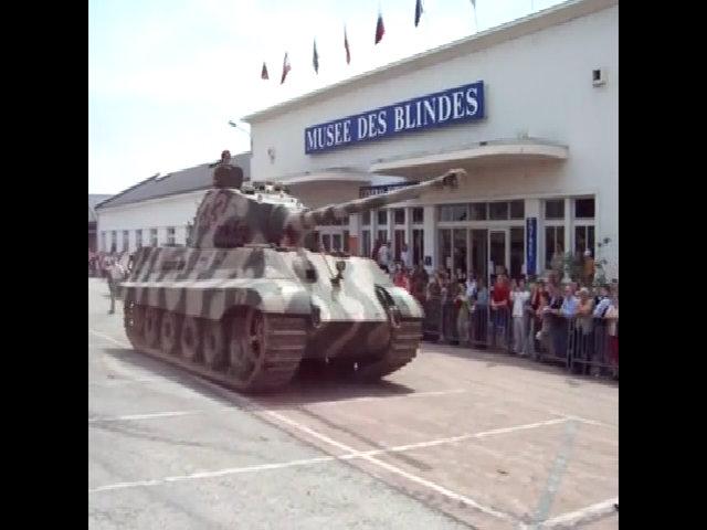 Vua Hổ - xe tăng tối tân nhưng không hợp thời của phát xít Đức