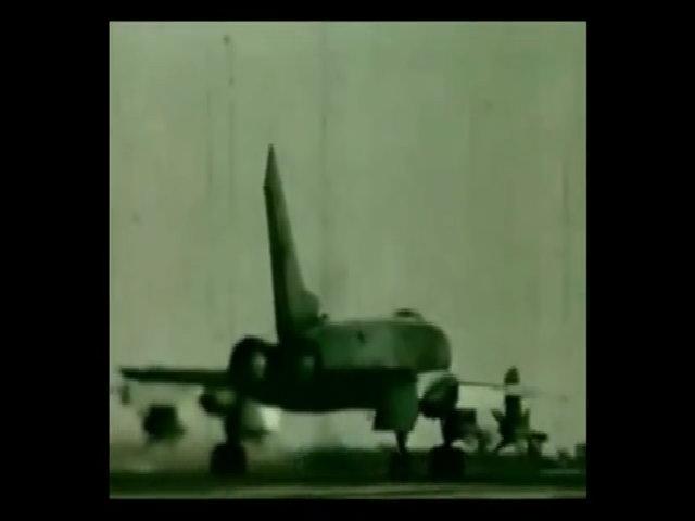 Tu-128 - tiêm kích Liên Xô lớn hơn cả máy bay ném bom
