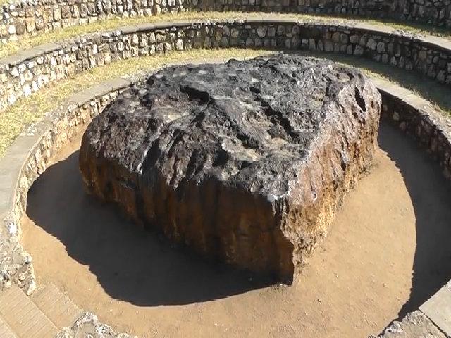 5 khối thiên thạch lớn nhất từng rơi xuống Trái Đất