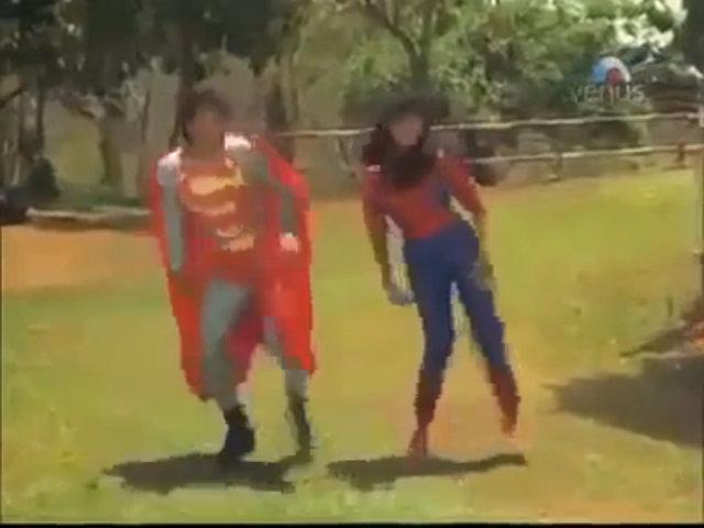Khi siêu nhân Ấn Độ giải cứu thế giới