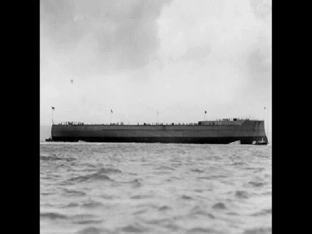 Siêu chiến hạm giúp Anh thay đổi bản chất chiến tranh trên biển