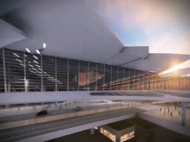 3 thiết kế sân bay Long Thành