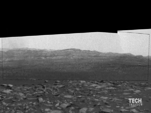 Robot NASA chụp ảnh 'quỷ bụi' quần đảo bề mặt sao Hỏa
