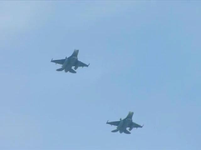 Ba lực lượng không quân mạnh nhất châu Á