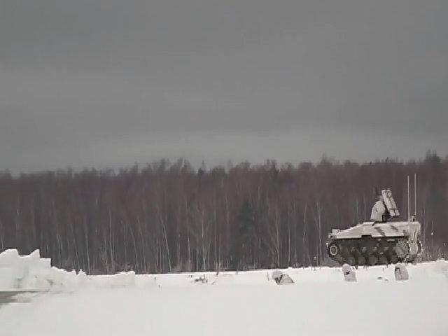 Dàn robot chiến đấu tự động đáng gờm của Nga