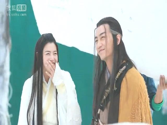 Cặp đôi 'bá đạo' nhất trong các phiên bản Thần điêu đại hiệp
