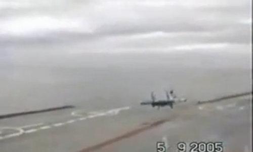 Nga nêu nguyên nhân khiến Mig-29 và Su-33 Nga rơi xuống biển