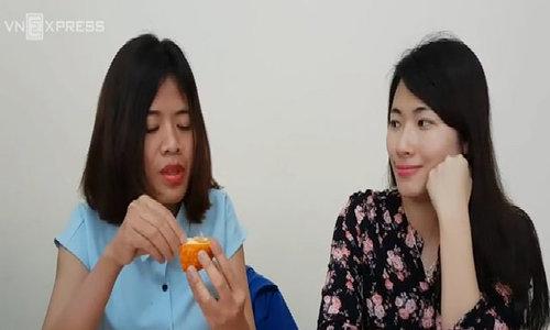Phát âm chuẩn câu 'cam chua' trong tiếng Anh