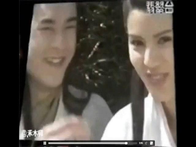 Tiểu Long Nữ đánh yêu Dương Quá vì hôn hụt