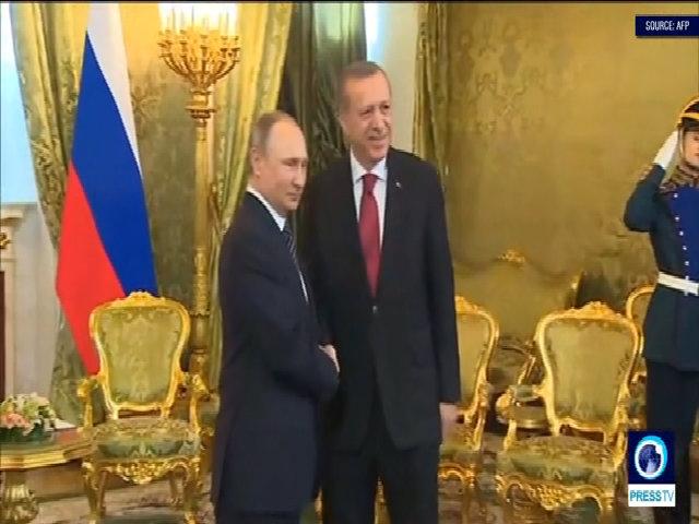 Nga, Thổ Nhĩ Kỳ bình thường hóa quan hệ sau vụ Su-24 bị bắn hạ
