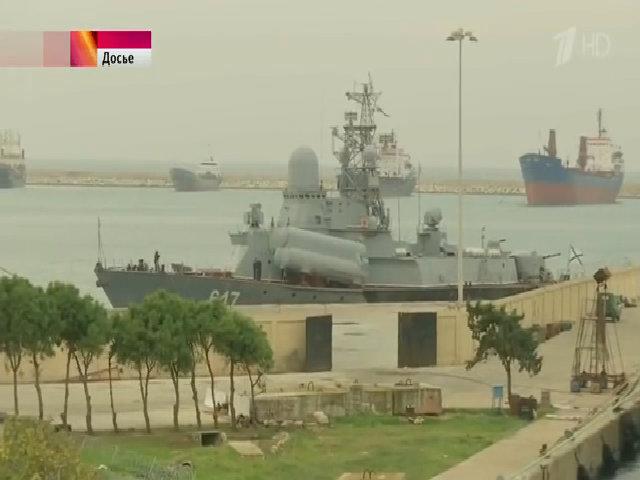 Nga xây căn cứ tàu sân bay tại quân cảng Syria