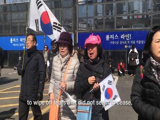 Thêm một người Hàn Quốc thiệt mạng khi ủng hộ tổng thống bị phế truất