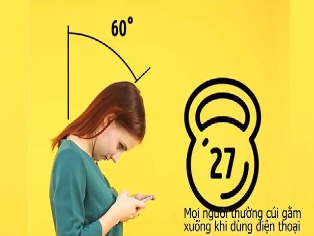 Video chỉ ra mọi người đang dùng điện thoại sai cách
