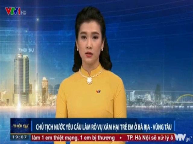 VTV đưa tin về dâm ô trẻ em