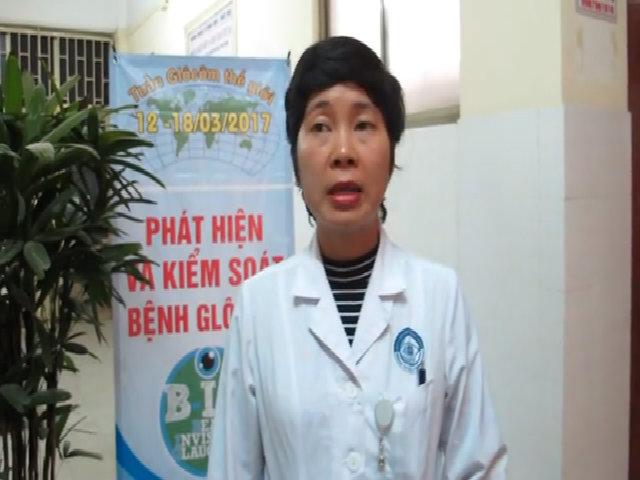 Nhiều người có nguy cơ mù lòa vì bệnh glôcôm