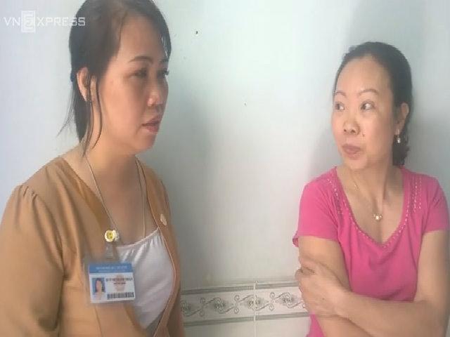 Bảo mẫu bạo hành trẻ ở Sài Gòn bình thản khi bị kiểm tra