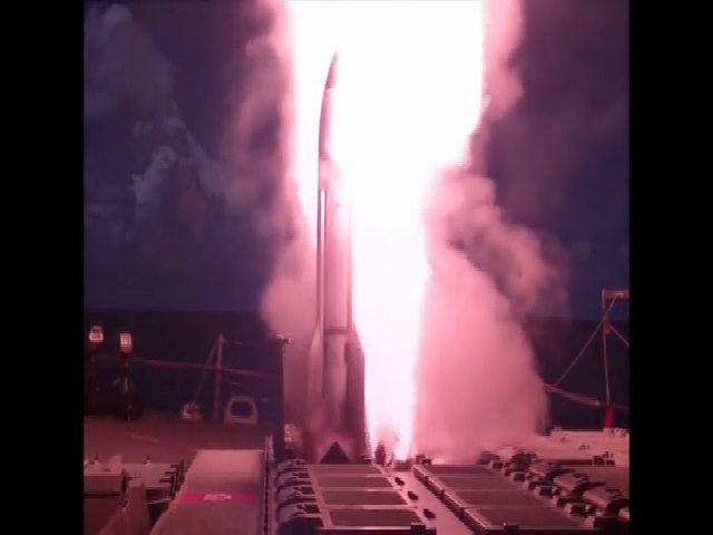 Mỹ muốn gia cố lá chắn phòng không châu Á bằng tên lửa SM-3