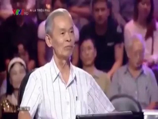 Người chơi đẹp trai nhất 'Ai là triệu phú' khiến MC Lại Văn Sâm ghen tỵ