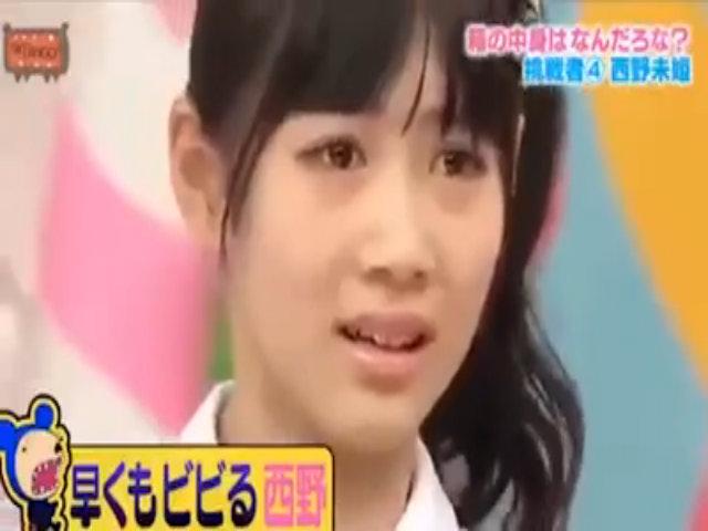 Thiếu nữ Nhật Bản hoảng loạn vì chạm vào thú nhồi bông