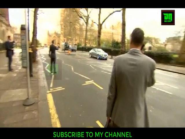 Thủ tướng Anh được cảnh sát giải cứu khi cách vụ khủng bố chỉ 40 mét