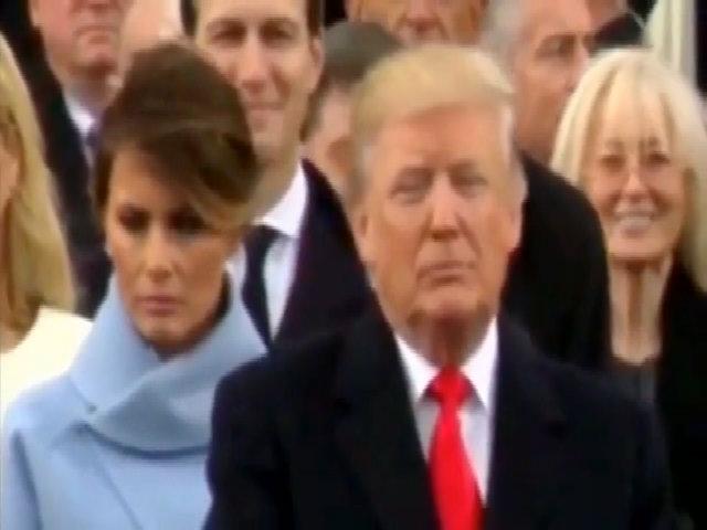 Vợ chồng Trump không ngủ chung giường