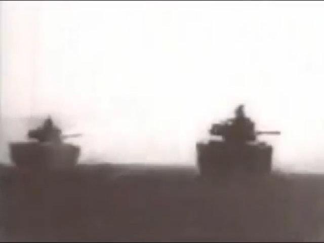 Trận đại chiến xe tăng lớn nhất thế giới từ sau Thế chiến II
