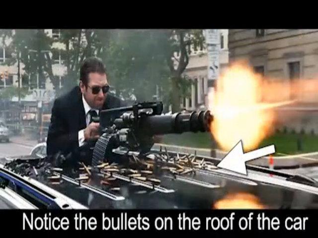 Đáp án cảnh tay súng thiện xạ đuổi bắn ôtô được điều khiển bởi hacker