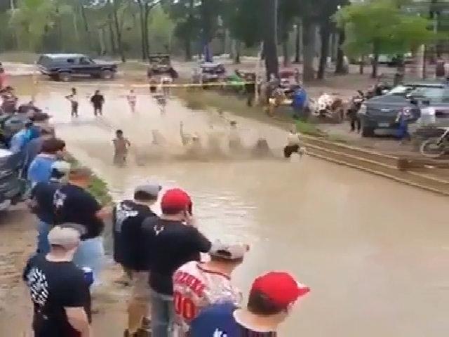 Chạy đua trên sông