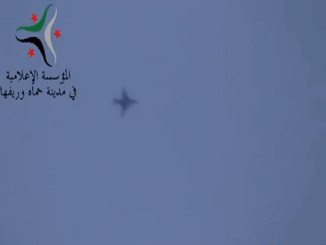 Nga dùng bom laser tấn công phiến quân ở Syria