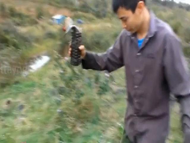 Tuyệt chiêu bẫy cá lóc bằng chai nhựa