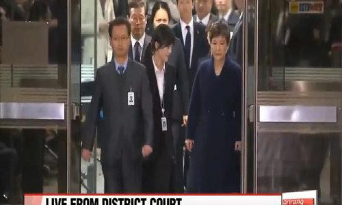Cựu tổng thống Hàn Quốc bị thẩm vấn lần hai trong trại giam