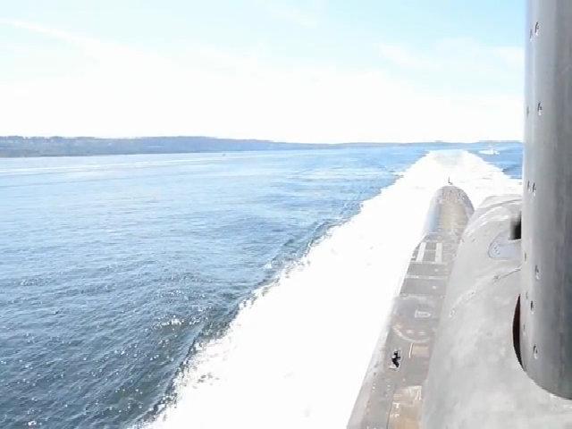 Tàu ngầm mang tên lửa Tomahawk - vũ khí nguy hiểm nhất của Mỹ