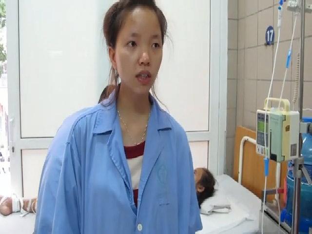 Em gái xin bỏ anh trai cứu bố mẹ xin cho mẹ ra viện sớm