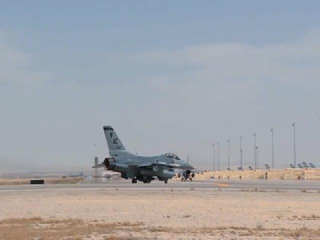 Mỹ muốn kéo dài tuổi thọ tiêm kích F-16 thêm 30 năm