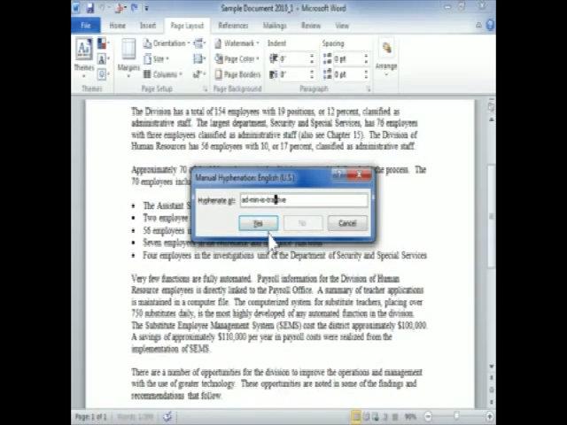 Mẹo dùng MS Word 1