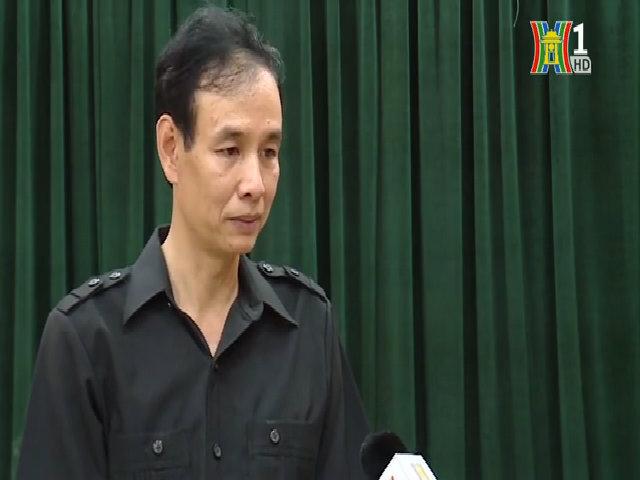 Thành ủy Hà Nộichỉ đạo đồng chí Nguyễn Đức Chung giải quyết vấn đề Mỹ Đức