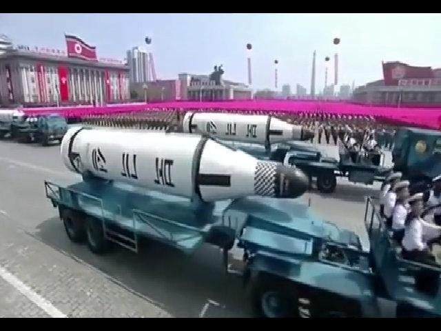 Chi tiết tí hon tiết lộ uy lực tên lửa đạn đạo Triều Tiên