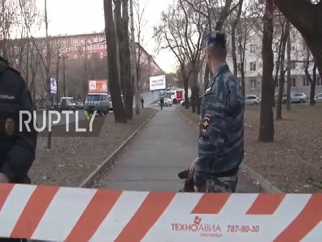Nổ súng ở Cơ quan an ninh liên bang Nga, ba người chết