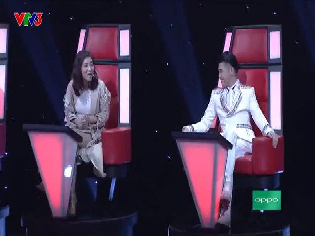Noo Phước Thịnh 'tái mặt' vì bị Thu Minh bóc mẽ trên ghế nóng