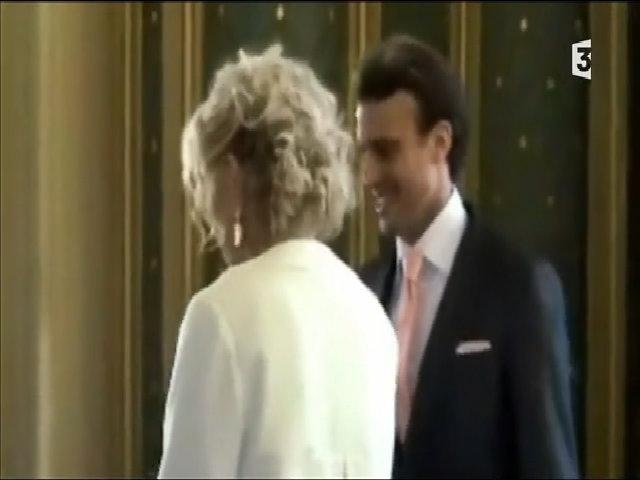 Đám cưới Ứng viên tổng thống Pháp Emmanuel Macron