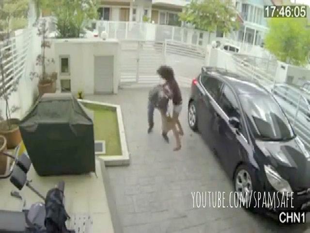 Hai tên cướp bỏ chạy mất dép vì trót trộm nhầm nhà nữ hiệp