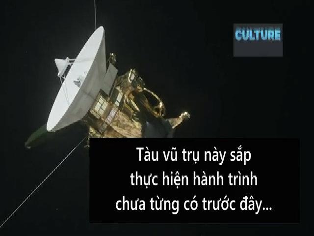 Hành trình vào cõi chết của tàu vũ trụ 3,3 tỷ USD