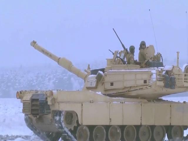 Mỹ muốn chế tạo 'siêu tăng Abrams' để đối phó Nga-Trung