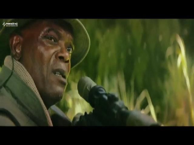 7 cảnh quay lỗi trong 'Kong: Skull Island' khiến người xem bật cười