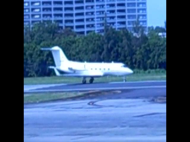 Phi cơ C-20C bí mật hộ tống tổng thống Mỹ