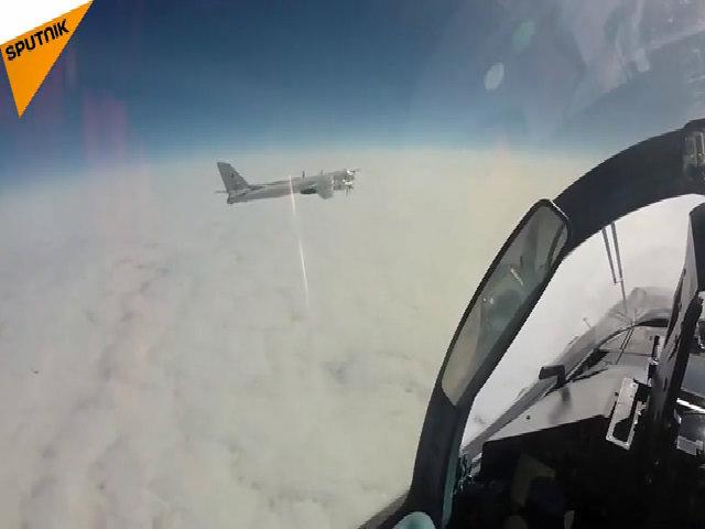 Nga công bố video oanh tạc cơ không xâm phạm ADIZ Mỹ