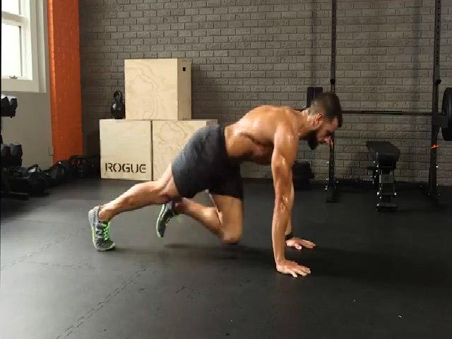 Cách tập giảm mỡ bụng cho nam giới