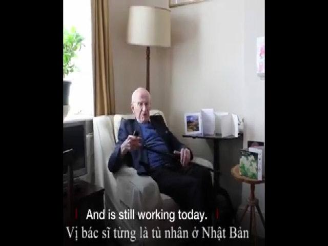 Bác sĩ 105 tuổi chia sẻ bí quyết sống thọ