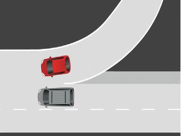 Cách nhập làn an toàn trên cao tốc