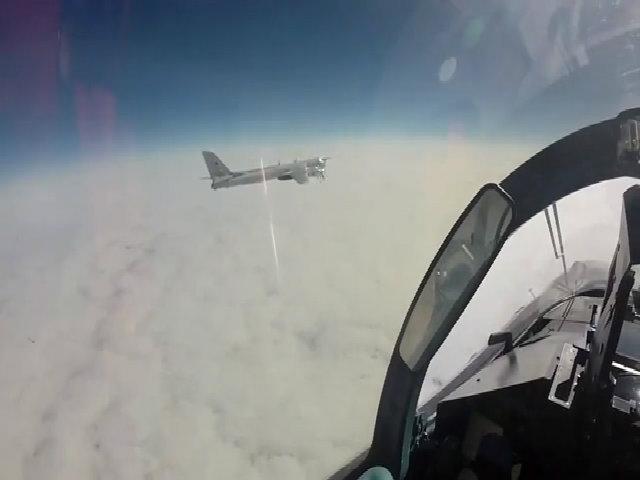 Chiến thuật Mỹ dùng để đánh chặn oanh tạc cơ chiến lược Nga